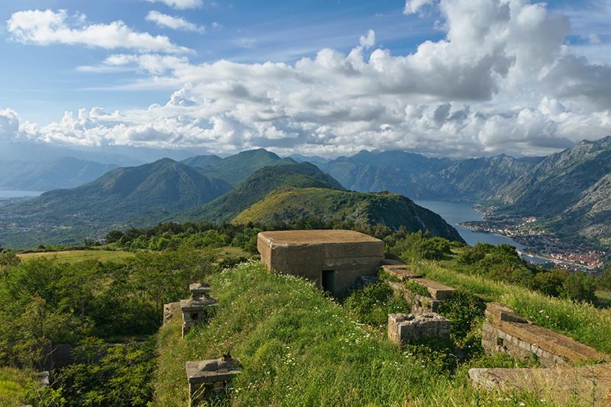 Форты Черногории